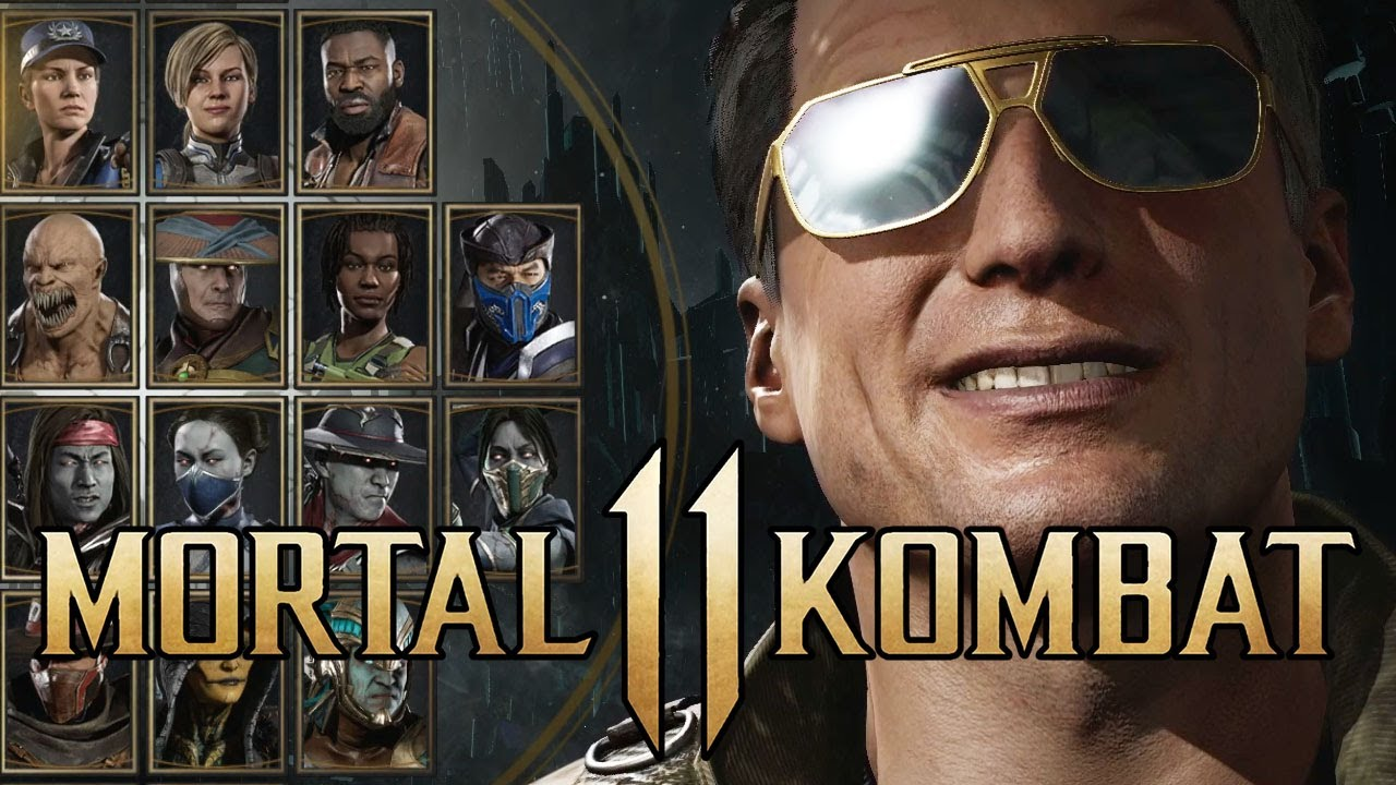 Download Johnny Cage Announcer Voice Pack: Character Select Intros - Mortal Kombat 11