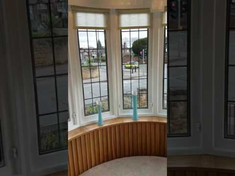 Curtains and Roller blinds