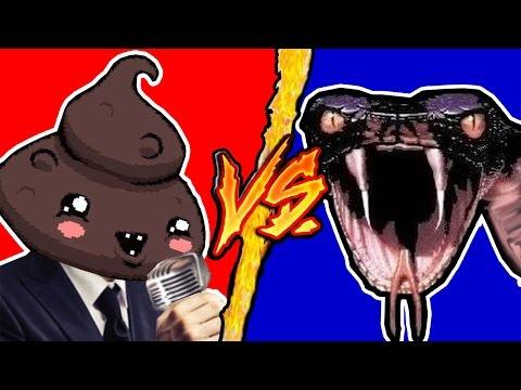 YouTube Fa Cagare VS CapoBastone - Battaglia Rap Epica - Manuel Aski