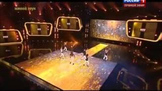"Нюша - Пёрышко (шоу ""Хит"" на канале Россия 1)"