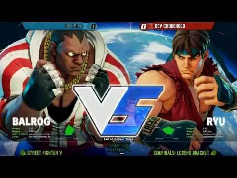Street Fighter 5 Tournament: Summer Jam X Semis - PIE Smug (Balrog) v EMP KDZ (Ryu)