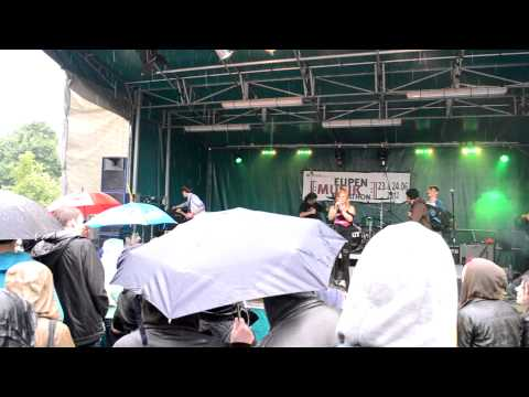 Eupen Musik Marathon - Red-Icolous - Happy Birthday India Travel Video