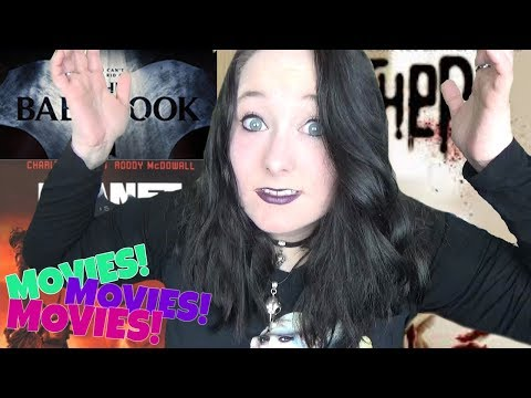 Movie Haul: A Possessed Disc?! + Train to the Planet of Magical Asylums! | Amy McLean