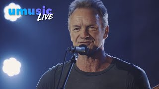 Sting - Pretty Young Soldier | Ziggo Backstage Sessions (2016)