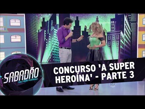 Concurso ´´A Super Heroína`` - Parte 3