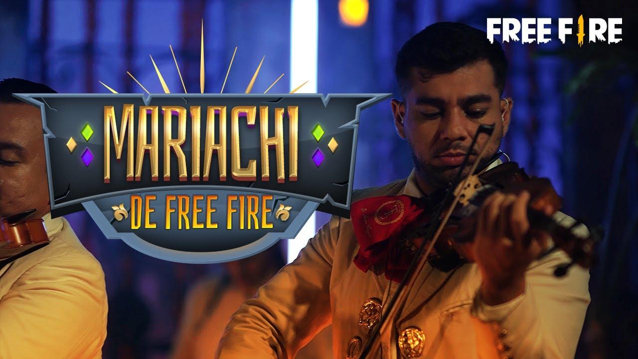 Mariachi de Free Fire 🕯 - VERSIÓN LIVE   Garena Free Fire