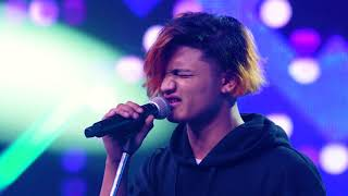 "Sanish Shrestha ""Oh Amira & Kali Kali"" - LIVE -The Voice of Nepal Season 2 - 2019"