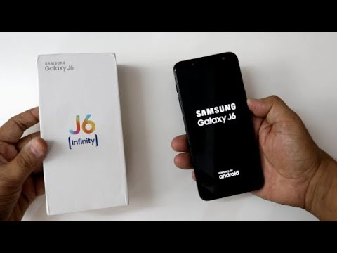 Samsung Galaxy J6 Unboxing And Review I Chat Over Video I Hindi