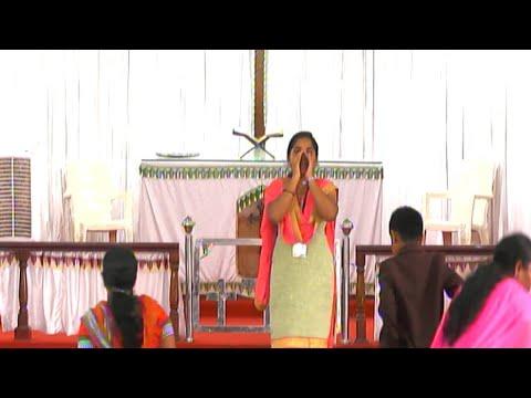 christ church nallur ,tiruppur day 4 of uvbs