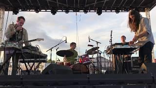 Holy Fuck, Shivering (Live), 09.30.2017, Waiting Room Outdoors, Omaha NE