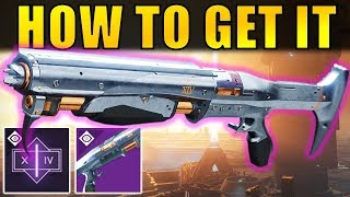 Destiny 2: SECRET QUEST! How to Get the Perfect Paradox Saint-14 Shotgun!