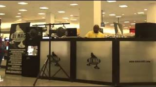 GIRLS NIGHT OUT PROMO - LIVE FROM BELK @ BARNES CROSSING MALL