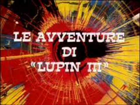 HELLO LUPIN III-SIGLA COMPLETA ITALIANA