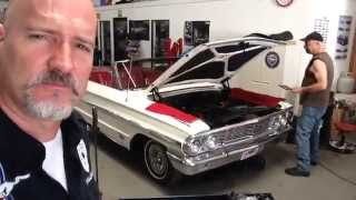 390 4V distributor pertronix recommend  Jerry's 1964 Ford Galaxie 500 - Day 2