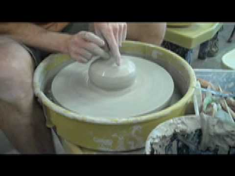 Hollow Soap Dish Demonstration - Part 1 of 2