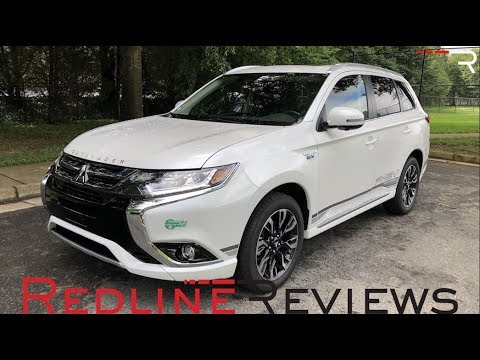 2018 Mitsubishi Outlander PHEV – PlugIn SUV For Cheap