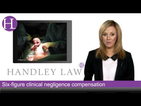 Clinical Negligence Compensation
