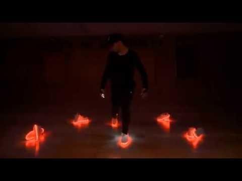 Светящиеся танцы - lights-