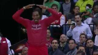 "Best ""Bench Reactions"" from the 2013-2014 NBA season"
