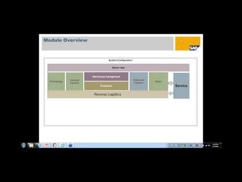 SAP Business One Basics - Service Module #2