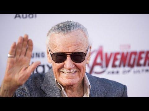 Alex Mac - In Memory of Stan Lee: a SUPERcut of His Cameos