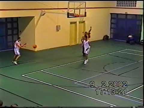 ΑΟΑΝ Κύδων καλαθοσφαίριση 2 9 2002