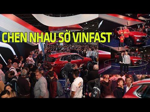 VinFast chật kín sân khấu kỹ sư gốc Việt muốn về cống hiến cho tổ quốc | Tin Xe Hơi