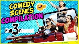 Full 3 Dhamaal   Comedy Scenes Compilation   Priya Berde, Kishori Godbole, Suchitra Bandekar