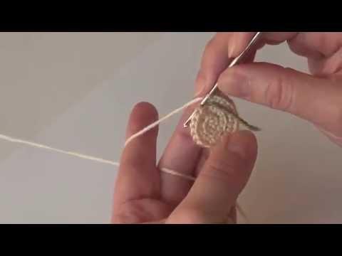 Основные приемы вязания крючком для начинающих
