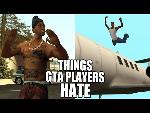 Things Players HATE About GTA San Andreas