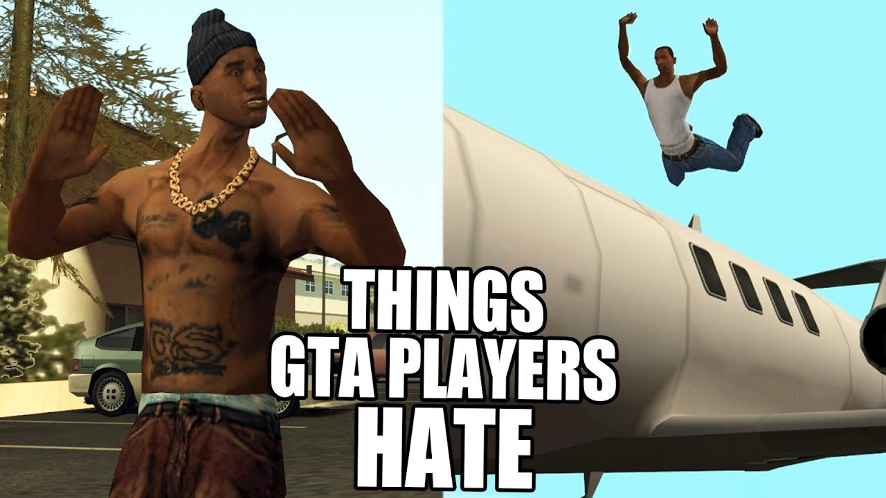 Things Players Hate About Gta San Andreas - Youtube-9620