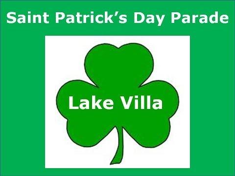 Saint Patrick's Day Parade   Lake Villa   2014