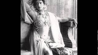 Mata Hari. Una vida confusa y apasionante