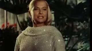 Gio Petrés sång i Mannekäng i rött (1958)