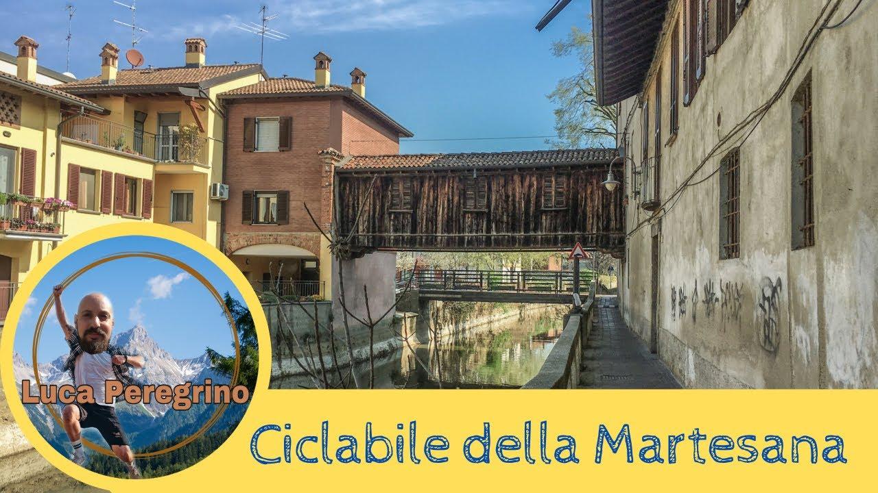 Ciclovia della Martesana da Cassina de' Pecchi a Cassano d'Adda