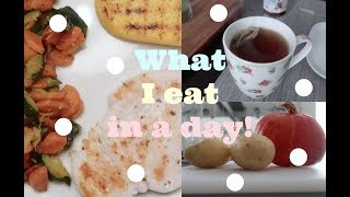 What I Eat In A Day #3 | AliLuvi