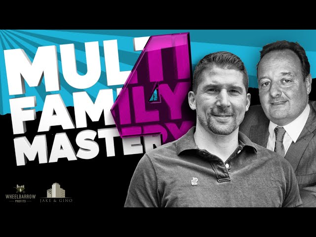 Special Announcement Podcast with J&G -- Multifamily Mastery 4