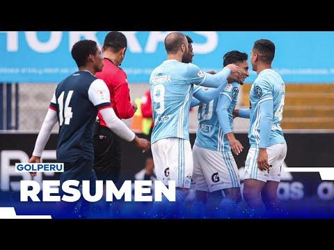Sporting Cristal U. San Martin Goals And Highlights