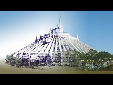 The Woody Show - The Evolution of Space Mountain