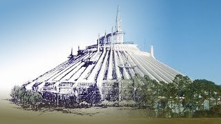 The Evolution of Space Mountain