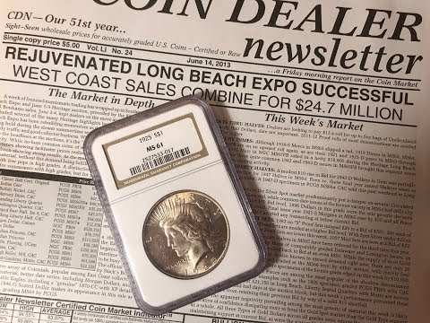 Think You're Getting a Fair Deal on Your Coin Collection When a Dealer Uses a Grey Sheet?