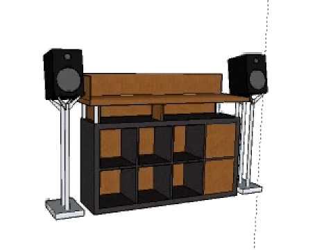 dj pult youtube. Black Bedroom Furniture Sets. Home Design Ideas