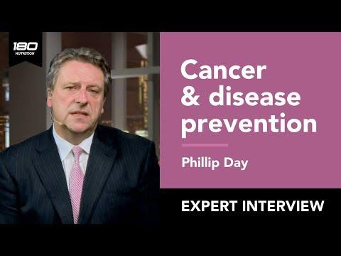 Phillip Day: Cancer, Vitamin D & Disease Prevention Strategies