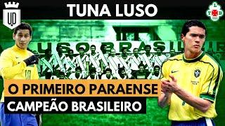 Tuna Luso: títulos nacionais, Ganso, Pikachu e 2ª divisão paraense   GIGANTES ADORMECIDOS