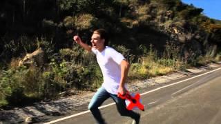 Longboarding: Footbrake FOR Life