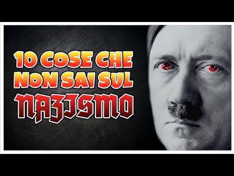 10 COSE CHE NON SAI SUL NAZISMO