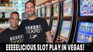 🔴 LIVE Eeeeelicious Slot Play in Vegas with Jason 🎰 at The D Casino