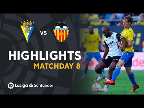 Cadiz Valencia Goals And Highlights