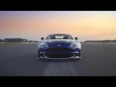 Vanquish S - The Super Grand Tourer | Aston Martin