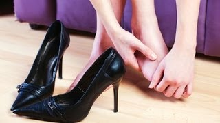 How to Avoid Foot Pain & Injuries from Wearing Heels | Foot Care
